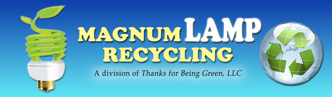 Magnum Lamp Recycling: Light bulb and Lamp Recycling Services in NJ (New Jersey) – Flourescent Tubes, U-Bends, Circulines, HID, PCB Ballasts, Mercury Vapor Recycling and More…